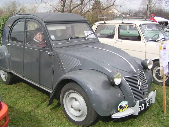 La Citroën 2CV Juvabo14
