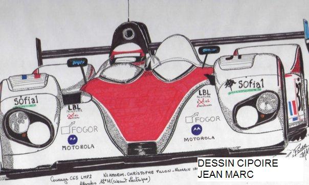 le sport auto  et l'art N1507711