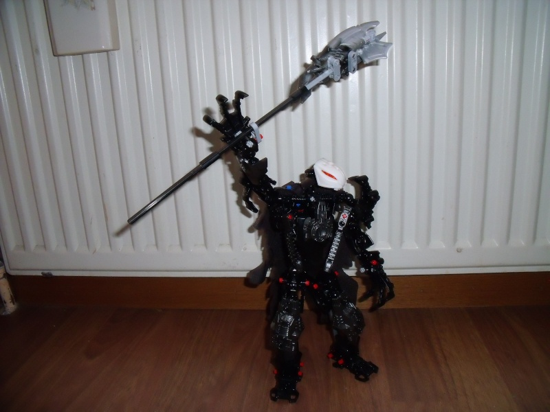 [MOC] Violence, lieutenant du Maître Galeri40