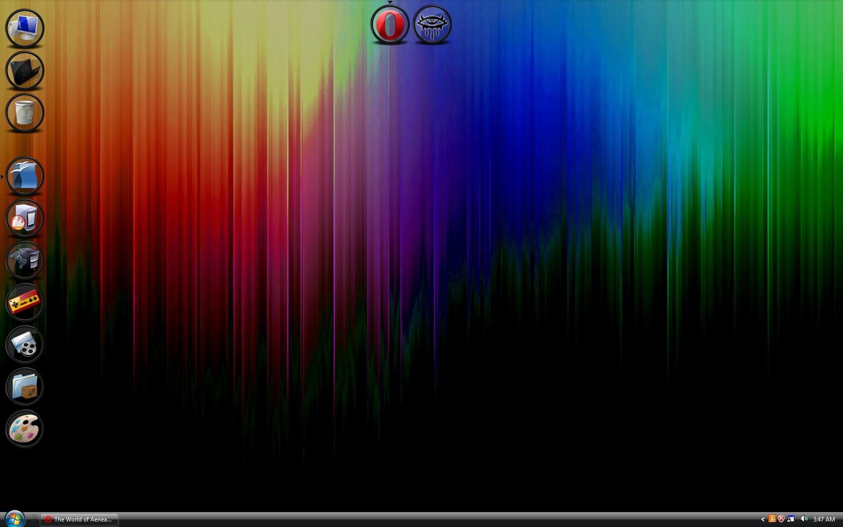 Messy Desktop!?!? Mydesk10