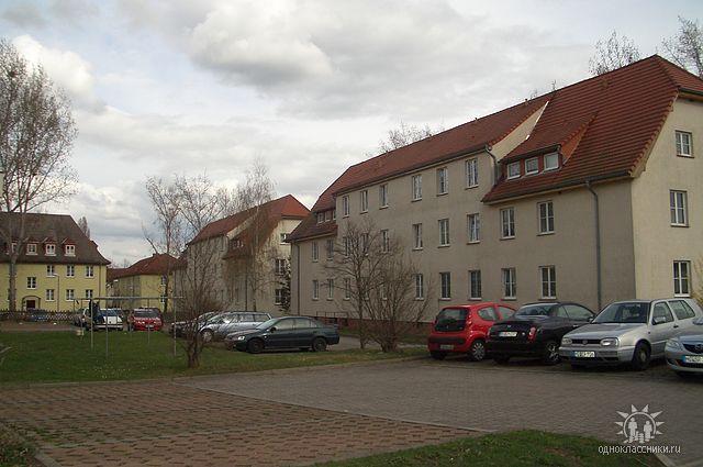 Школа 11 г. Мерзебург. Getima10