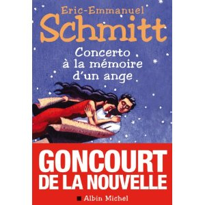 [Schmitt, Eric-Emmanuel] Concerto à la mémoire d'un ange 5198bj10