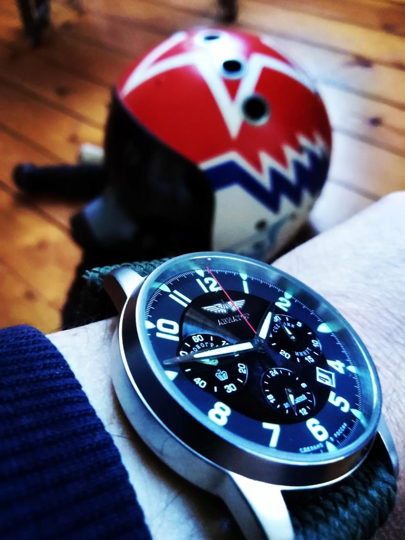 Nos montres avec un objet russe ou soviétique - Page 2 Img_2075