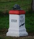 11 novembre marche LA VOIE SACREE BAR-LE-DUC VERDUN Borne_11