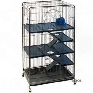 VEND CAGE PERFECT NEUVE & EMBALLEE => 130 € Cage_110