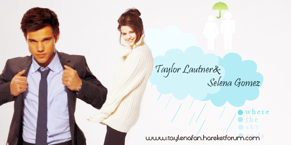 | Selena Gomez&Taylor Lautner Fan 2010 |