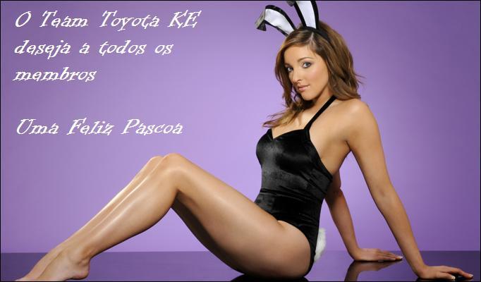 Feliz Páscoa Bunny210