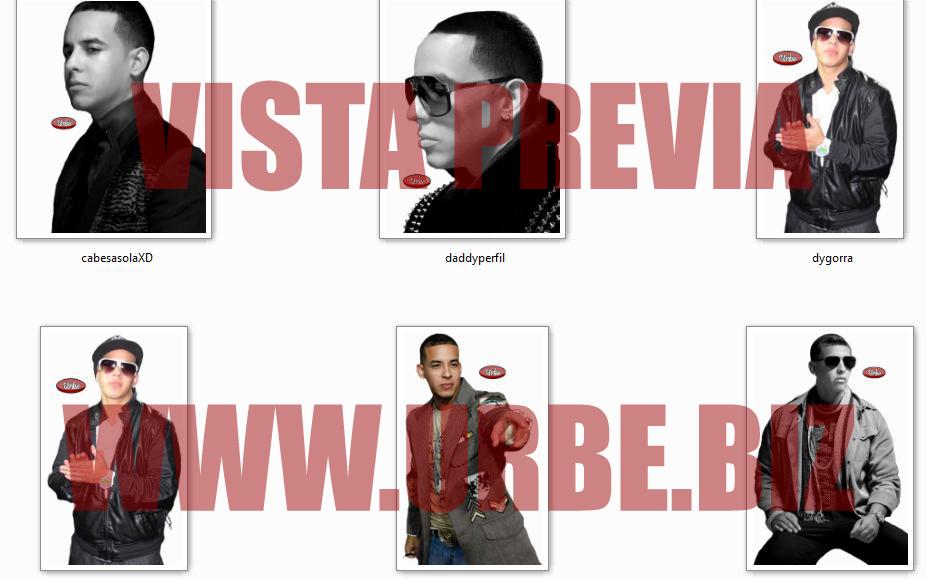 Daddy Yankee png renders 9 - Página 2 Nuevos10