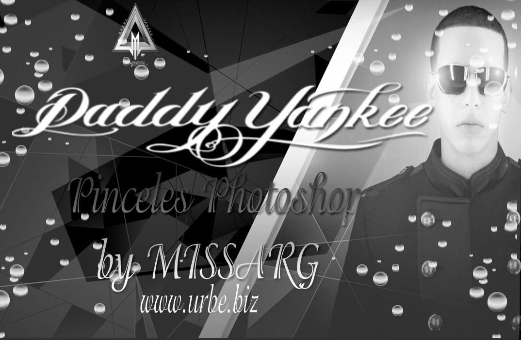 Pack de pinceles Photoshop de Daddy Yankee Mundial by MISSARG (link nuevo) - Página 3 Pincel10