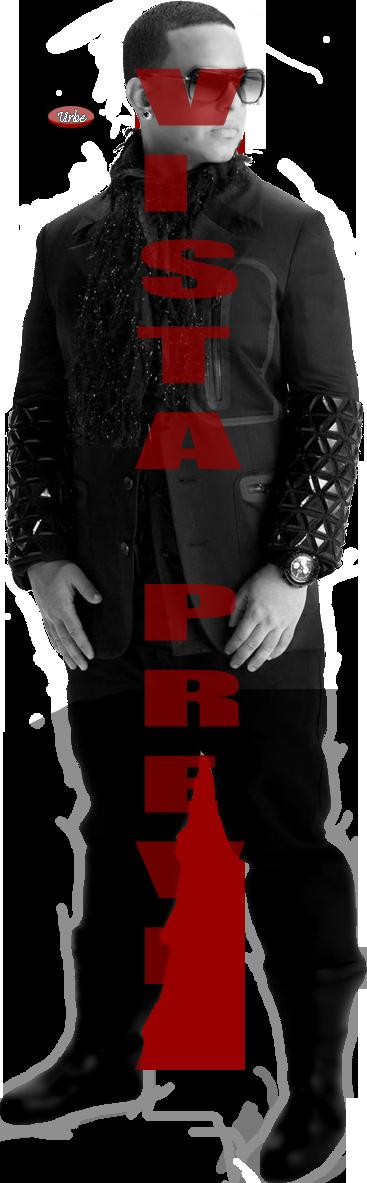 Daddy Yankee  descontrol cuerpo entero render  png - Página 2 Previa10
