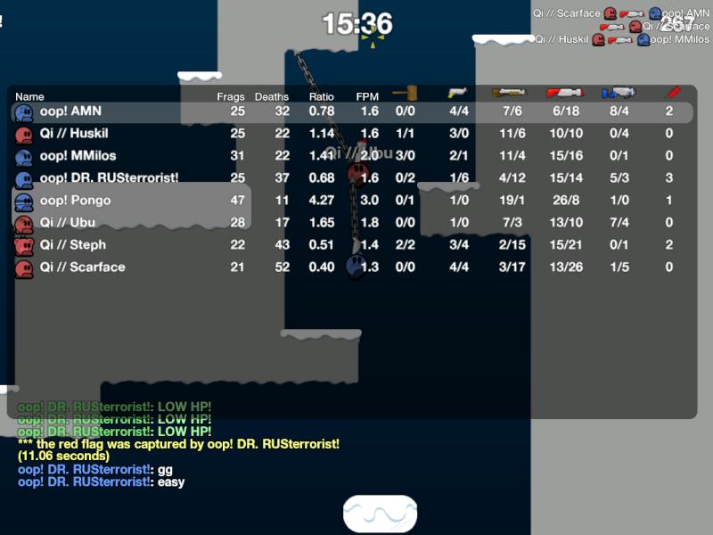 Qi vs. oop! (4on4) 0:I Screen17
