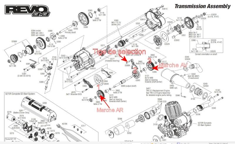 PLUS DE TRANSMISSION SUR LE REVO 3,3! Image110