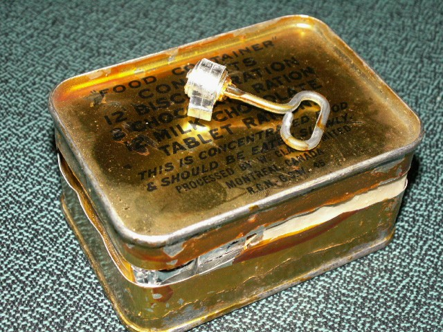 "RCN Ration ""Food Container"" 00120"