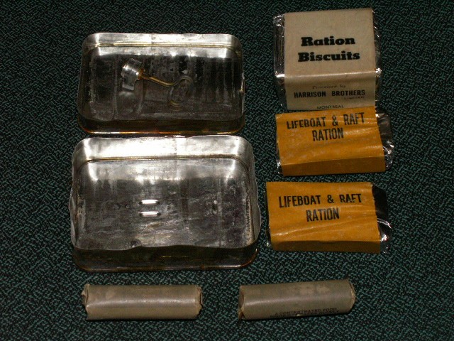 "RCN Ration ""Food Container"" 00416"