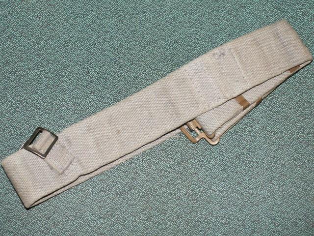 RCAF P37  Web Belt 01310