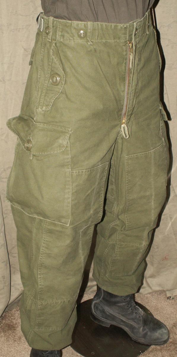 1967 Quarpel Combat Jacket & Trousers 02112