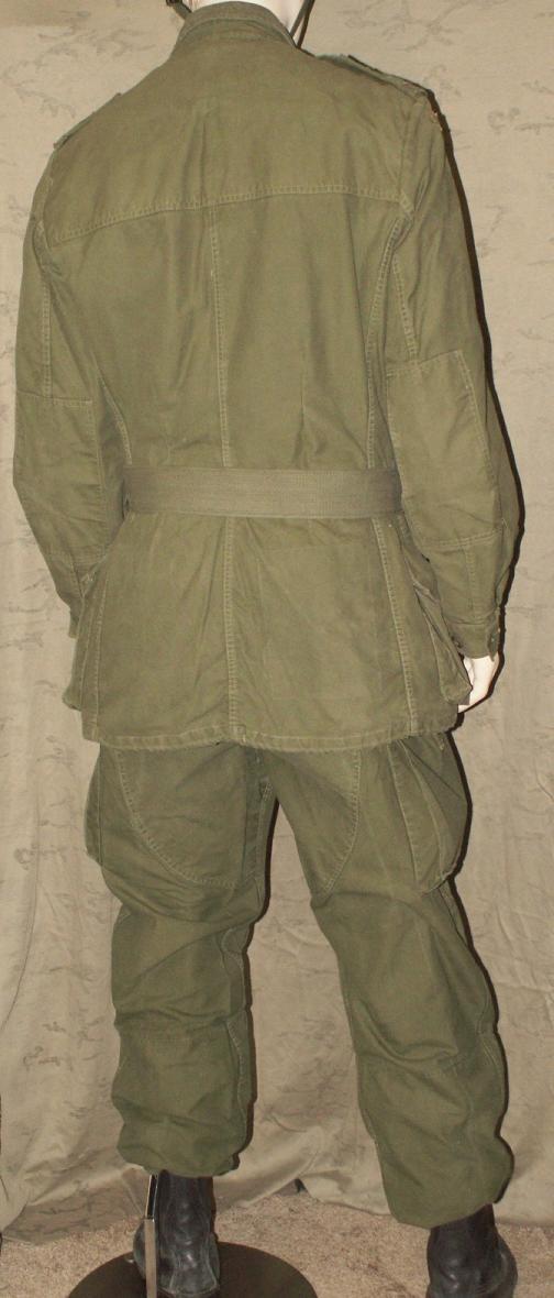 1967 Quarpel Combat Jacket & Trousers 1967-q13