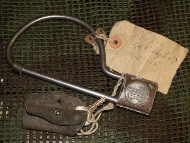 Kit Bag Lock Kbl-110