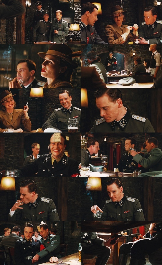 top five inglourious basterds scenes 14049110