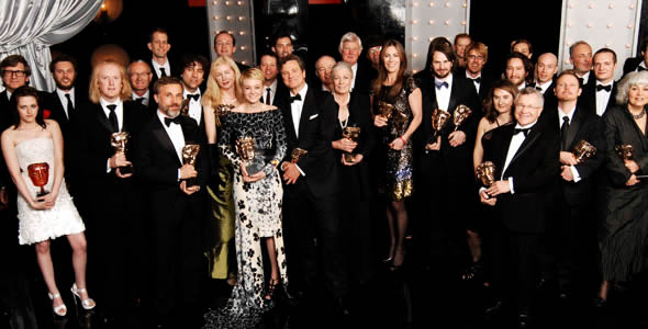 Awards for Fish Tank Bafta-10