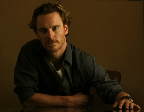 'Prometheus': Michael Fassbender on Ridley Scott's 'breathtaking' project Michae31