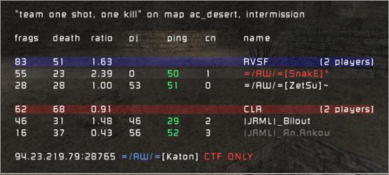 =AW= vs  JRML  Jrml111