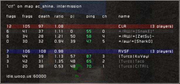 =AW= vs {Turco} Turco111