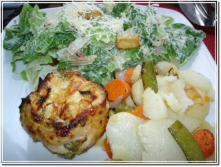 Marinade dijon et citron (poulet) Dsc04612