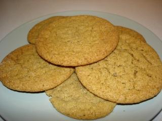 Biscuits moelleux à la mélasse et gingembre Dsc05723