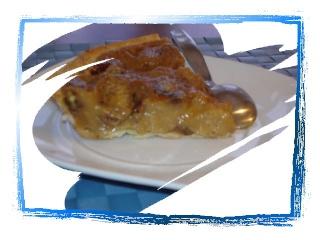 Tarte au sucre fondante du bristro Dsc06116