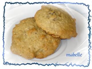 Biscuit à la compote de pomme Dsc06213