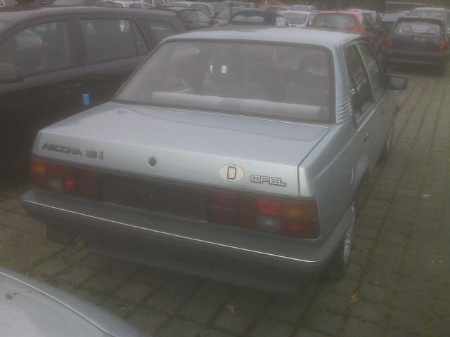 mein Ascona C Auf/Umbau Origin11