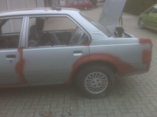 mein Ascona C Auf/Umbau Rost_e11