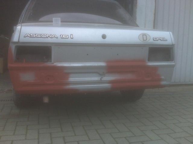 mein Ascona C Auf/Umbau Rost_e12