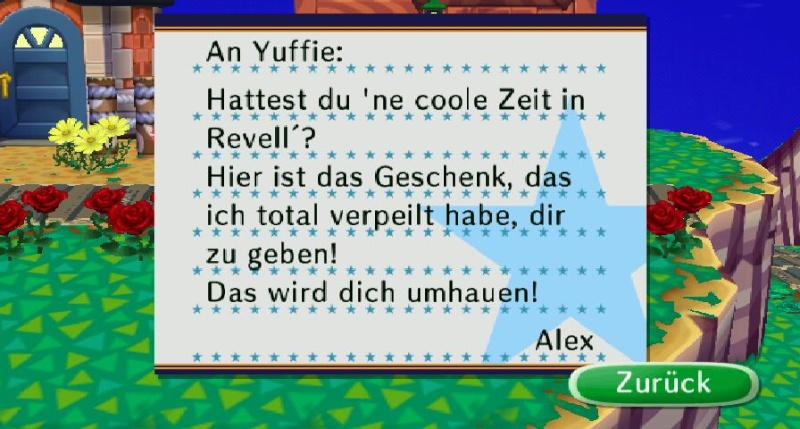 Briefe von den Tieren eurer Freunde Alex_s10