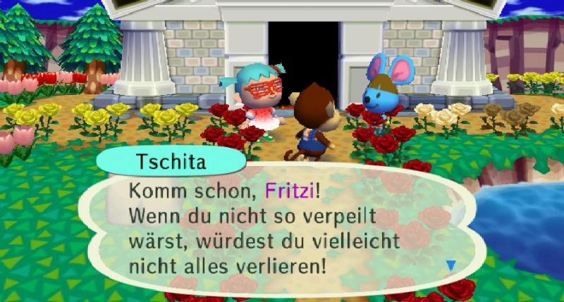 Bewohnertratsch Fritzi25
