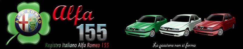 Registro Italiano Alfa Romeo 155