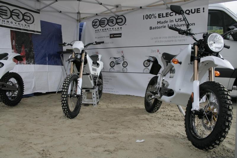 Zero Motorcycles à l'enduro du Touquet Zero_l10