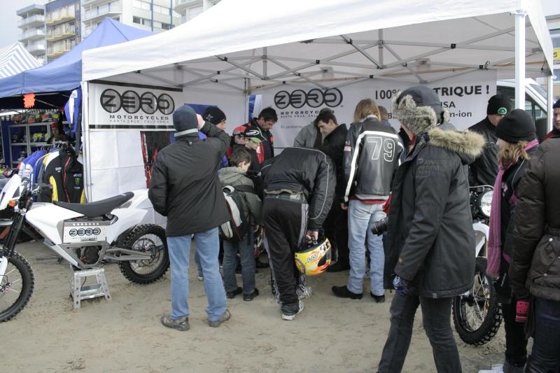 Zero Motorcycles à l'enduro du Touquet Zero_l13