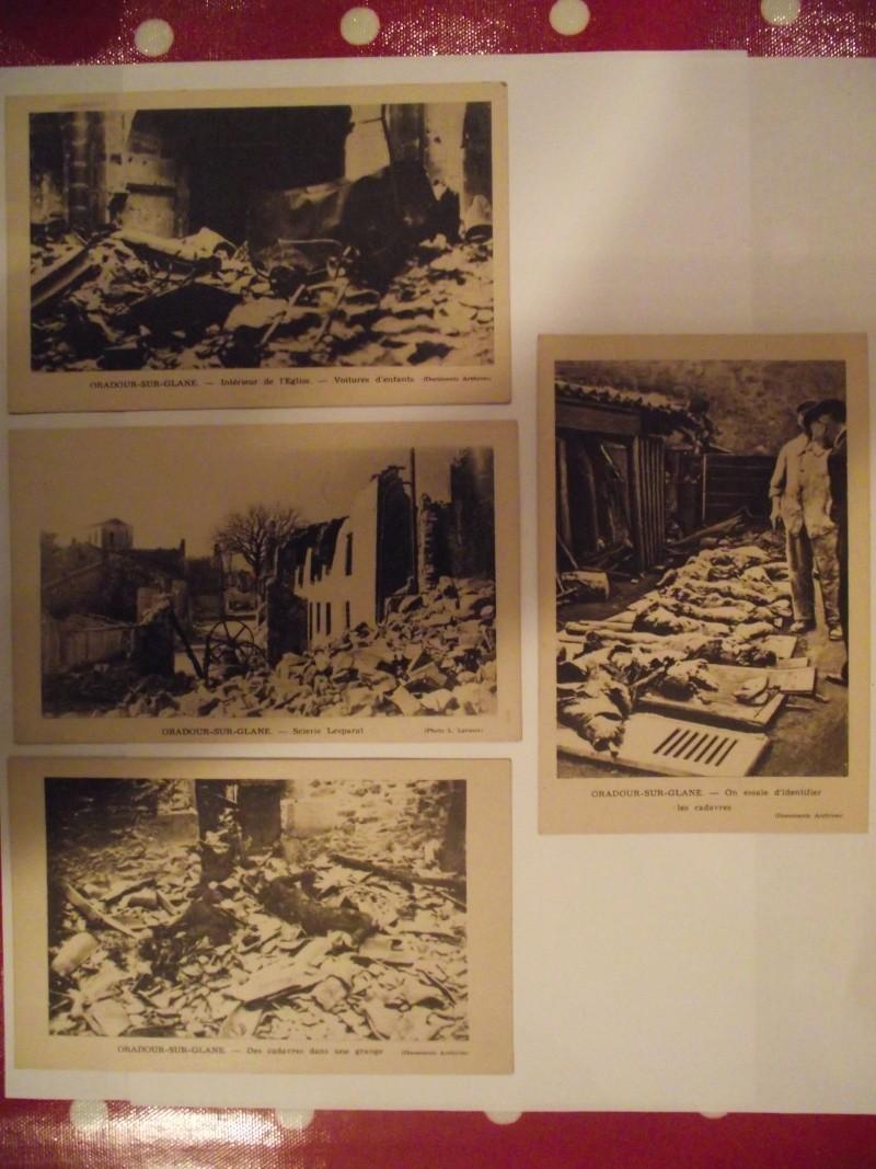 Le massacre d'Oradour-sur-Glane (Haute-Vienne) - Page 2 00715