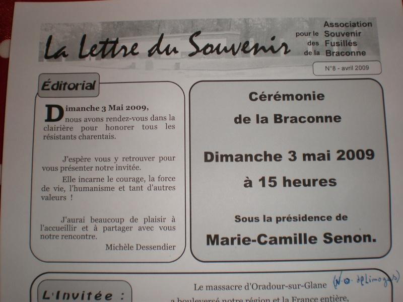 Le massacre d'Oradour-sur-Glane (Haute-Vienne) P3220011
