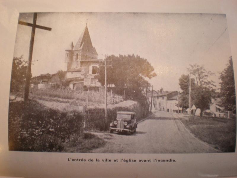 Le massacre d'Oradour-sur-Glane (Haute-Vienne) P4030014