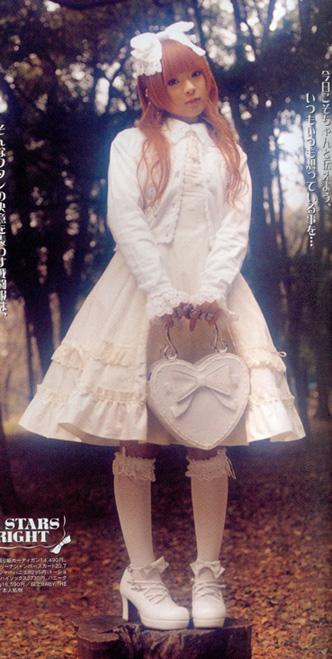 Shiro / Kuro Lolita Tumblr10