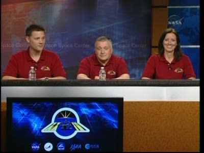 Futurs équipages de l'ISS 10030210