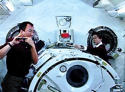 une Japonaise s'envolera vers l'ISS en 2010 20100411
