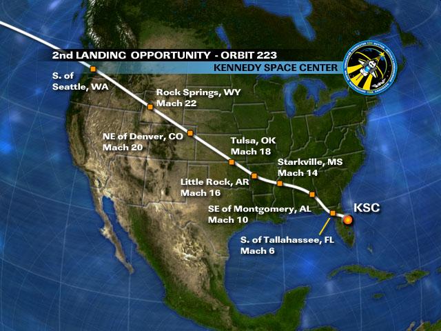 [STS-131] Discovery : Retour sur terre  20/04/2010 44533410