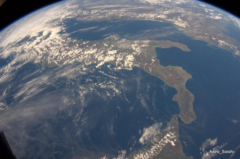 Japon : annonce d'un mission longue durée pour Soichi Noguchi en 2009 81604610