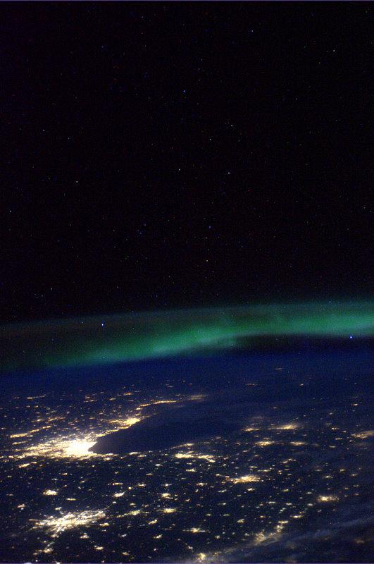 Japon : annonce d'un mission longue durée pour Soichi Noguchi en 2009 97683110