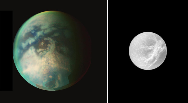 Survol de Titan (Cassini) A13f7010