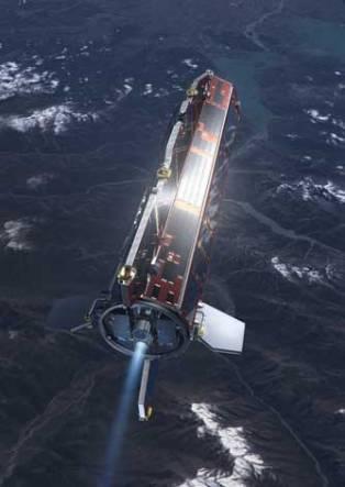 Suivi de la mission GOCE Astron12